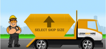 Why use Leigh Skip Hire?